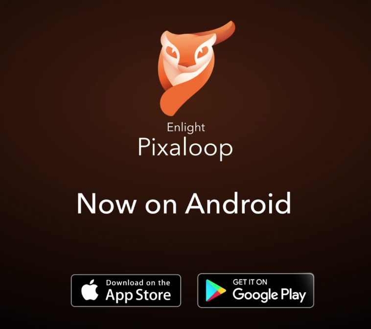 Pixaloop for android and iOS